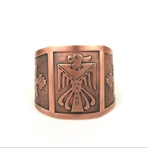 Jewelry - Copper Tribal Bracelet Cuff